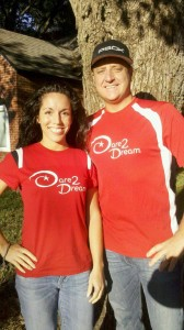 Brian and Jessica