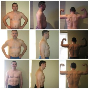 insanity before and after