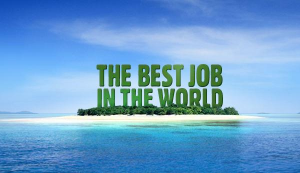 most exciting jobs in the world