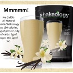 vanilla shakeology nutrition facts
