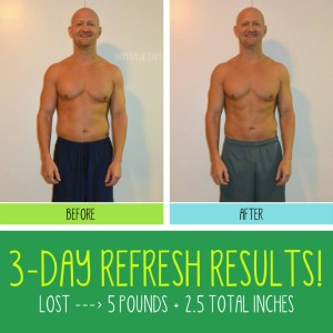 Shakeology 3 Day Refresh
