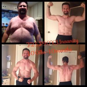 lose 100 pounds