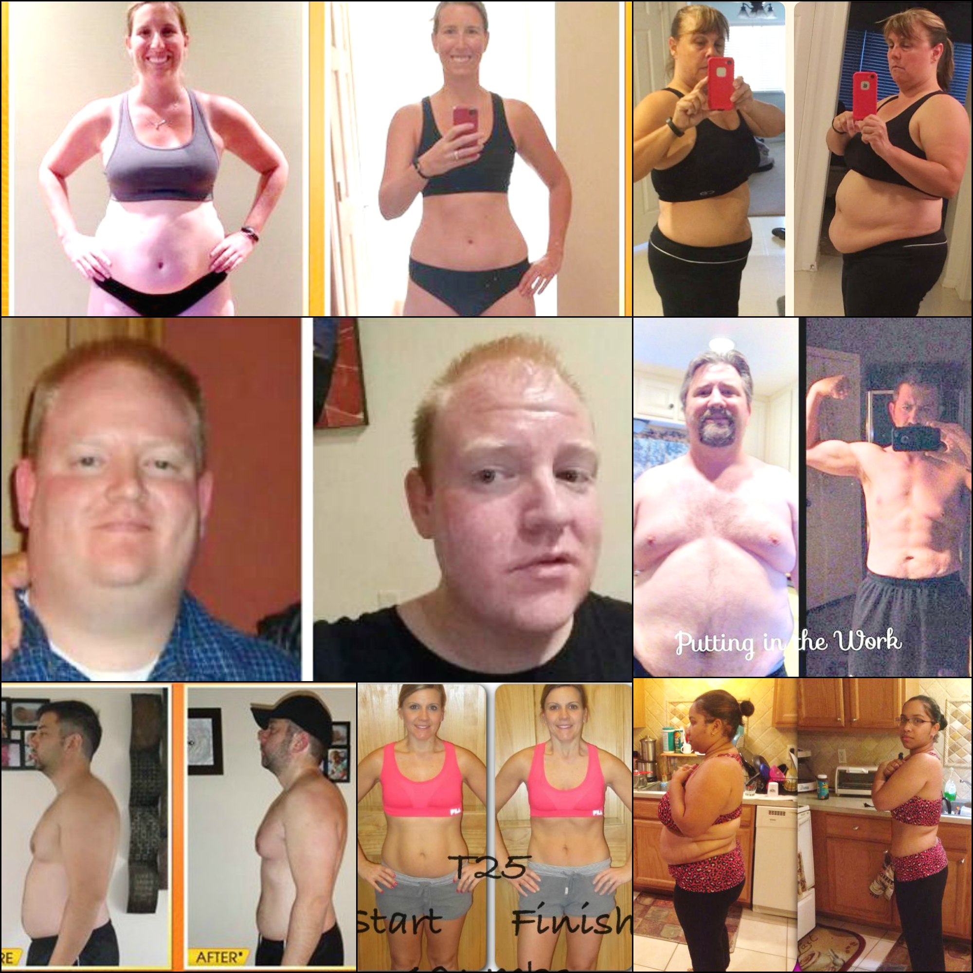 T25 Results Time | Jessica Bowser Nelson Fitness