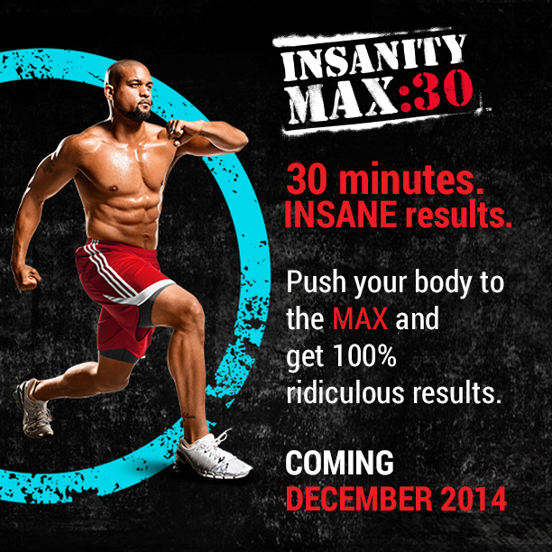 Insanity Max 30 Preview   Jessica Bowser Nelson Fitness