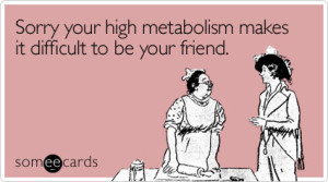 how to speed up your metabolism